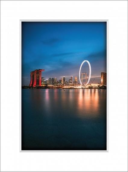 Marina Bay Skyline 2