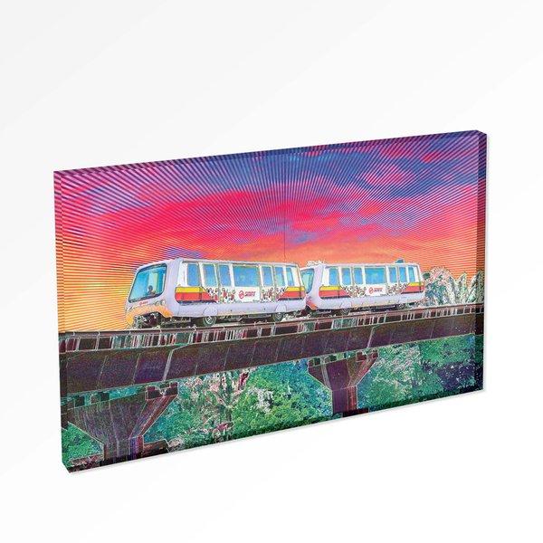 Singapore LRT Magnet