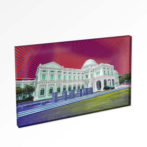 National Museum Singapore Magnet