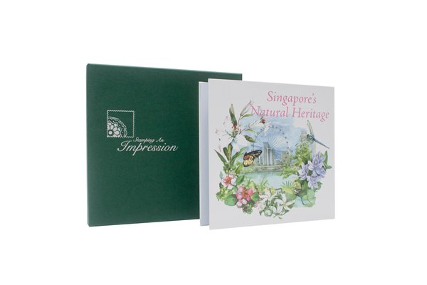 Singapore Natural Heritage Coffee Table Book