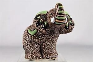 Green Samburu Elephant
