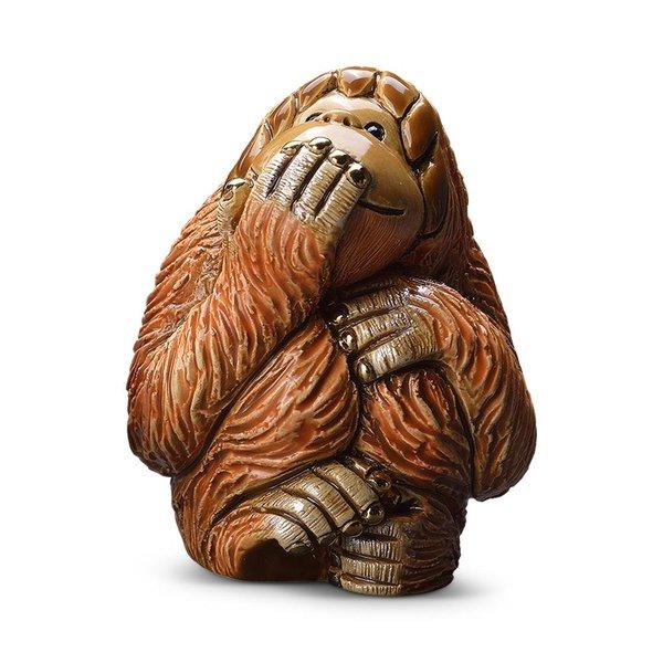 Orangutan-Speak No Evil