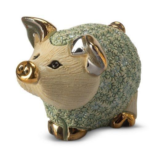 Piglet Standing Green