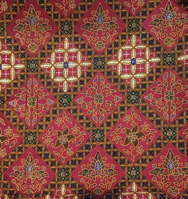 Batik Cushion Cover 7