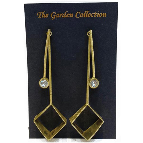 Heritage Collection Earrings by Art Adornment, Garden 4