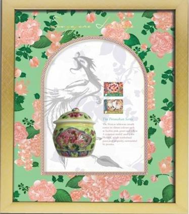 The Peranakan Collections- Peranakan KumCheng (Green)