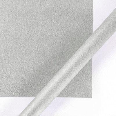 Silver Grey Wrapping Paper