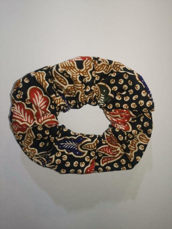 Batik Scrunchies Hairband 5