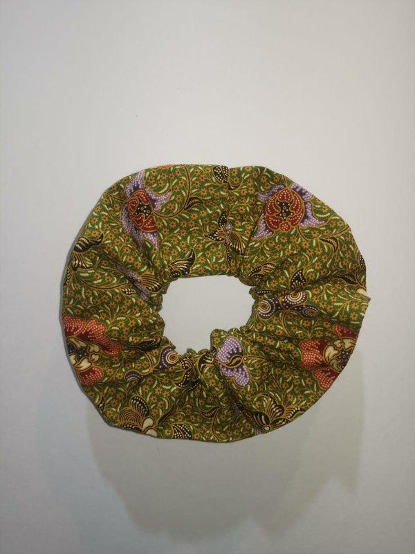 Batik Scrunchies Hairband 6