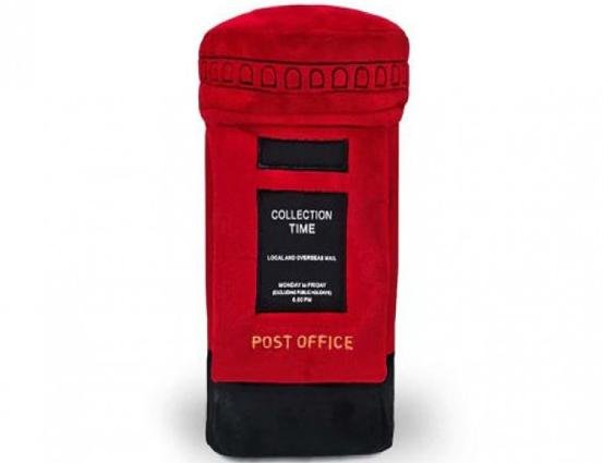Posting Boxes of Singapore Collection - Plush Tissue Box