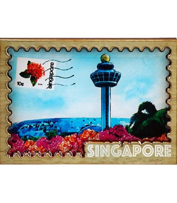 CIAG II Changi Airport Magnet Collection