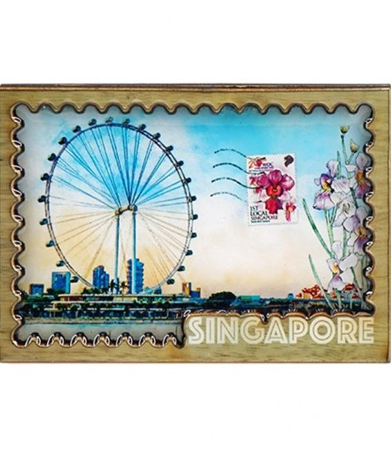 CIAG II Singapore Flyer Magnet Collection