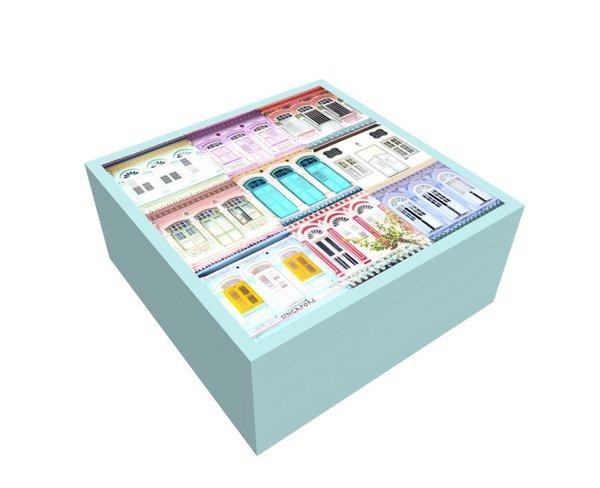 Shophouse Pastel Box