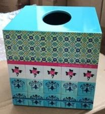 Peranakan Tissue Box