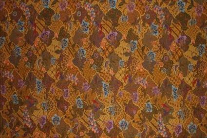 Batik Printed Fabric 1