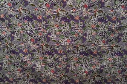 Batik Printed Fabric 10