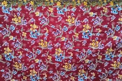 Batik Printed Fabric 11