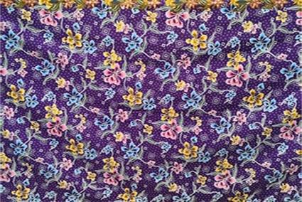 Batik Printed Fabric 12