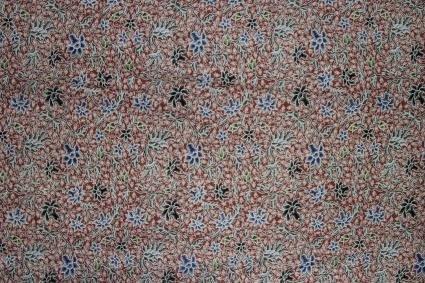 Batik Printed Fabric 2