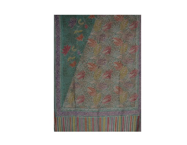 Batik Cotton Mixed Rayon Shawl 4