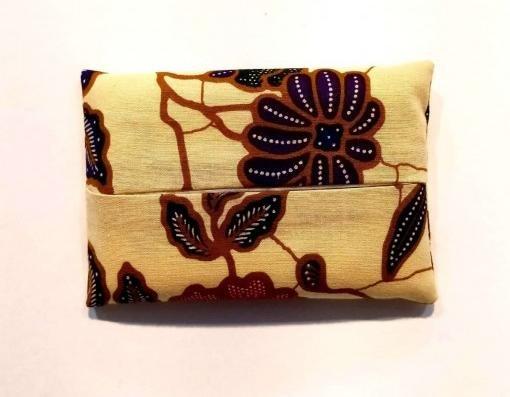 Batik Tissue Purse 1