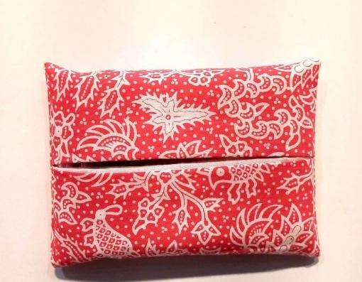 Batik Tissue Purse 10