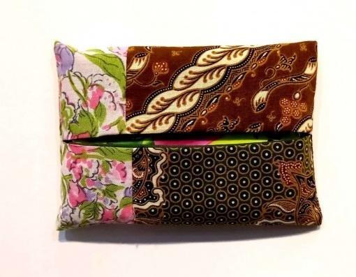 Batik Tissue Purse 11