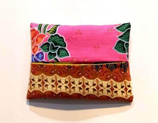 Batik Tissue Purse 17