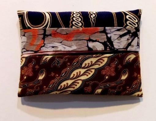 Batik Tissue Purse 19