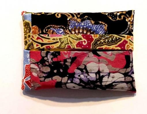 Batik Tissue Purse 22