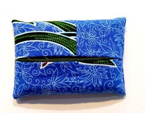 Batik Tissue Purse 23