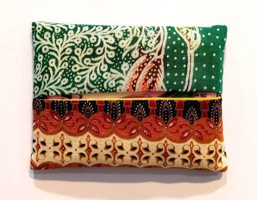 Batik Tissue Purse 29