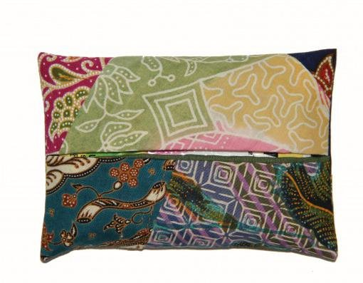 Batik Tissue Purse 4
