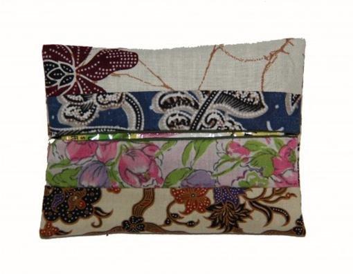 Batik Tissue Purse 5