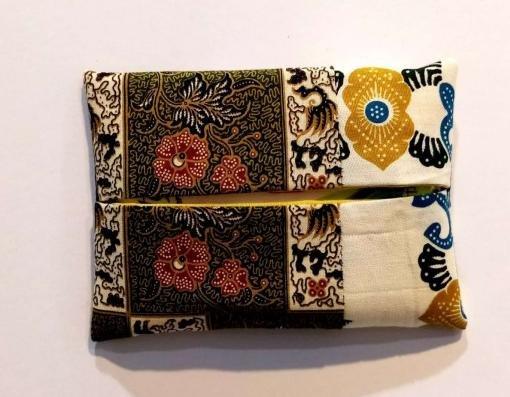 Batik Tissue Purse 7