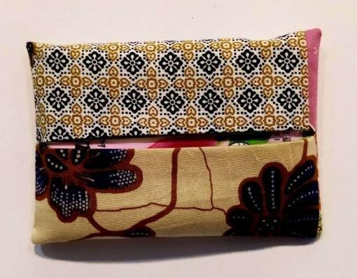 Batik Tissue Purse 9