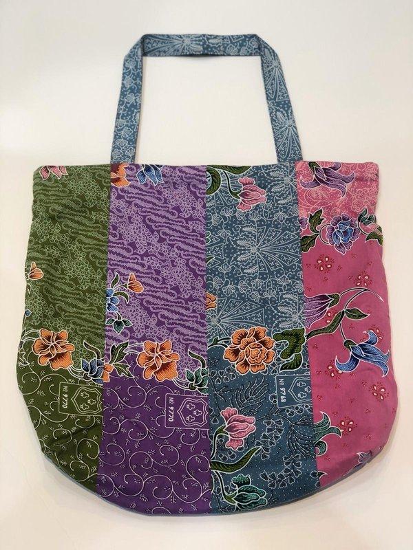 Batik Tote Bag 9