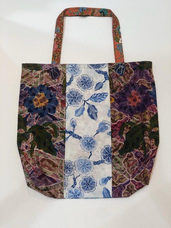 Batik Tote Bag 11