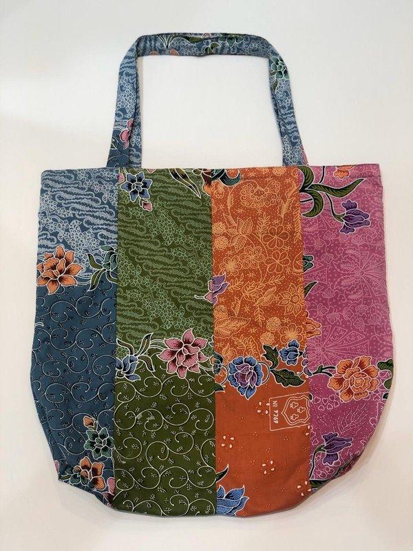 Batik Tote Bag 17