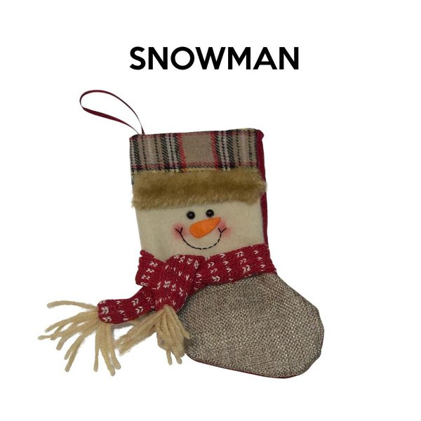 Christmas Mini Socks