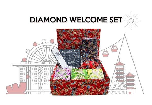 Diamond Welcome Set