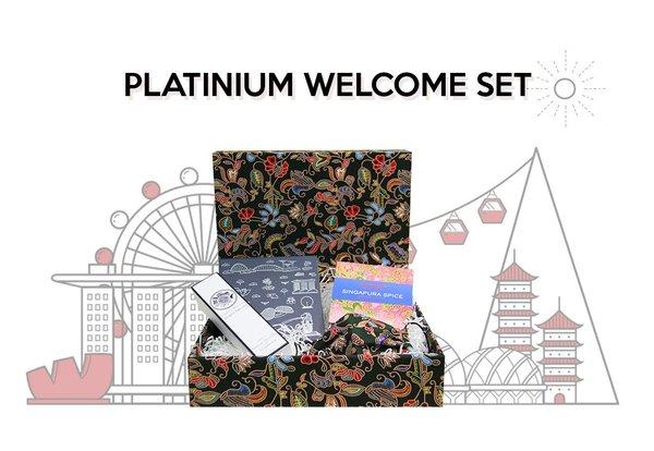 Platinum Welcome Set