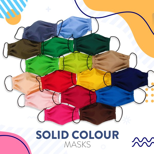 Solid Color Mask