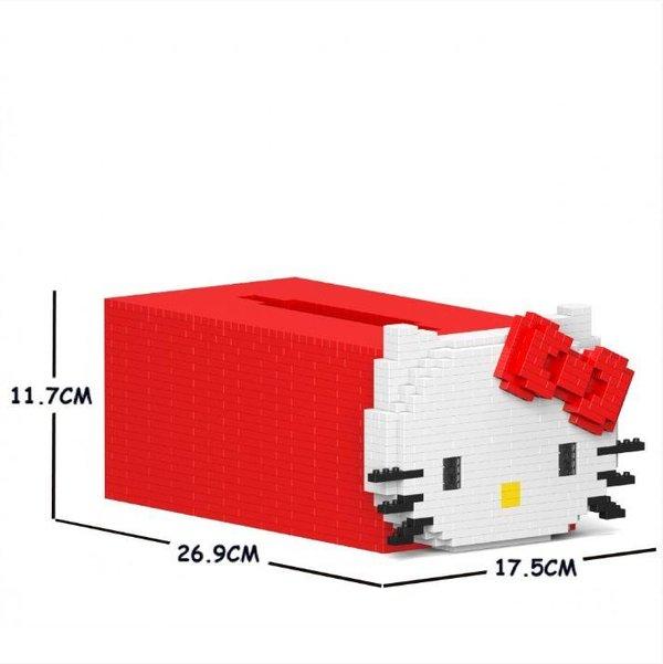 Hello Kitty Tissue Box 01S