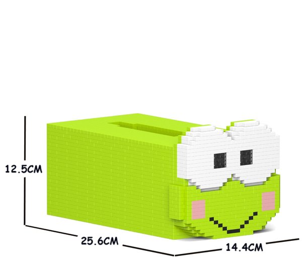 Kerokerokeroppi Tissue Box 01S