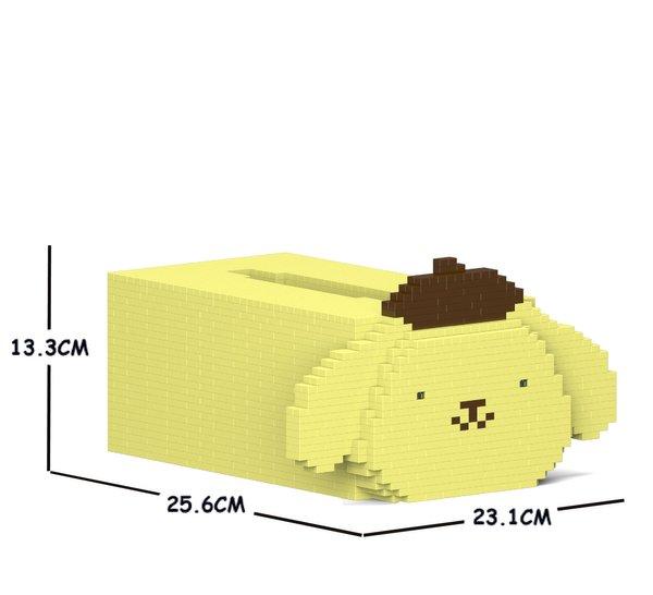 Pompompurin Tissue Box 01S
